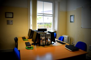 ECDL to remove from Room hire instead